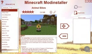 Minecraft Modinstaller immagine 2 Thumbnail