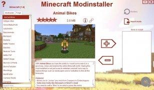 Minecraft Modinstaller image 2 Thumbnail