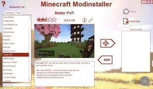 Minecraft Modinstaller image 3 Thumbnail