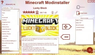 Minecraft Modinstaller image 4 Thumbnail