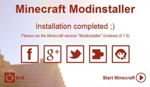 Minecraft Modinstaller imagen 6 Thumbnail