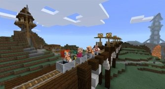 Minecraft Windows 10 Edition imagen 5 Thumbnail