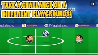 Mini Football Head Soccer imagen 3 Thumbnail