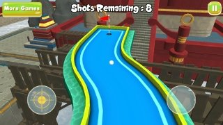 Mini Golf 3D City Stars Arcade imagem 4 Thumbnail