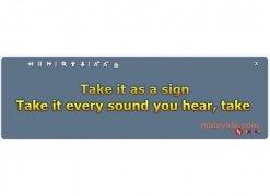 MiniLyrics imagem 6 Thumbnail