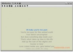 MiniLyrics imagen 7 Thumbnail