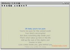 MiniLyrics imagem 7 Thumbnail