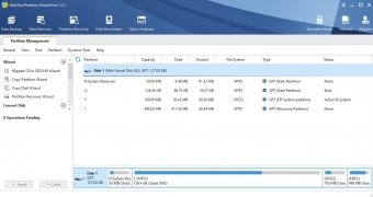 MiniTool Partition Wizard immagine 1 Thumbnail