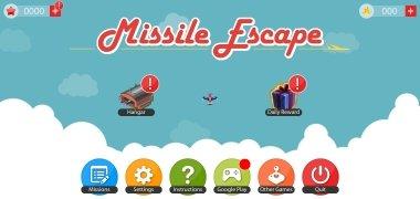 Missile Escape imagen 2 Thumbnail