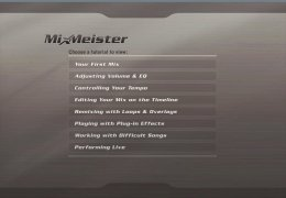 MixMeister image 5 Thumbnail