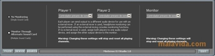 mixSense DJ Studio imagen 4 Thumbnail