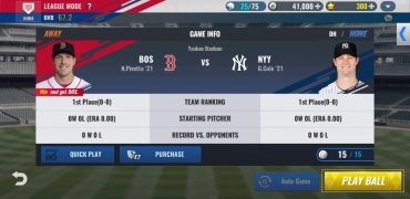 MLB 9 Innings 18 immagine 10 Thumbnail