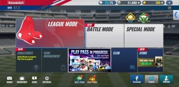 MLB 9 Innings 18 immagine 8 Thumbnail