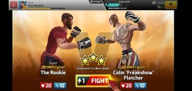 MMA Federation Fighting Game image 11 Thumbnail