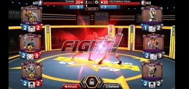MMA Federation Fighting Game imagen 12 Thumbnail