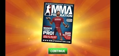 MMA Federation Fighting Game image 13 Thumbnail