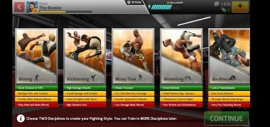 MMA Federation Fighting Game imagen 6 Thumbnail