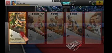 MMA Federation Fighting Game imagen 9 Thumbnail