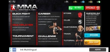 MMA Fighting Clash image 3 Thumbnail