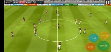 Mobile Soccer League imagen 4 Thumbnail