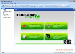 MOBILedit! Forensic immagine 1 Thumbnail