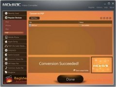 Modiac Video Converter imagem 1 Thumbnail