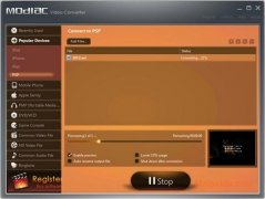 Modiac Video Converter immagine 2 Thumbnail