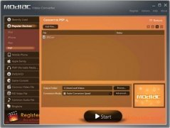 Modiac Video Converter immagine 3 Thumbnail