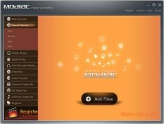 Modiac Video Converter immagine 6 Thumbnail