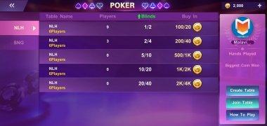 Mojoo Poker Pool image 4 Thumbnail