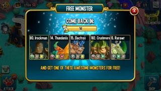 Monster Legends - RPG imagen 11 Thumbnail
