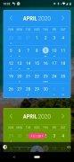 Month: Calendar Widget immagine 2 Thumbnail