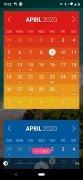 Month: Calendar Widget immagine 3 Thumbnail