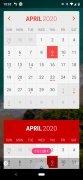 Month: Calendar Widget imagen 6 Thumbnail