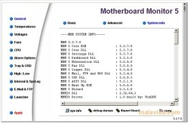 MotherBoard Monitor immagine 2 Thumbnail