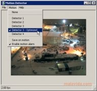 Motion Detection imagem 3 Thumbnail