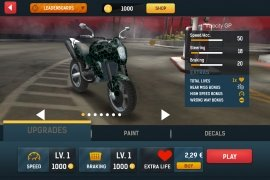 Moto Rider GO: Highway Traffic Racing image 4 Thumbnail