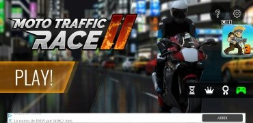 Moto Traffic Race 2: Multiplayer imagen 2 Thumbnail