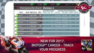 MotoGP Racing 2017 Championship Quest imagen 5 Thumbnail