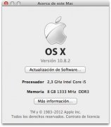 macOS Mountain Lion immagine 1 Thumbnail