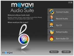 Movavi Audio Suite bild 1 Thumbnail