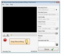 Movavi Audio Suite image 3 Thumbnail