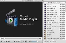 Movavi Media Player bild 2 Thumbnail