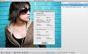 Movavi Media Player bild 5 Thumbnail