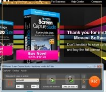 Movavi Screen Capture imagen 1 Thumbnail