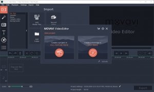 Movavi Video Editor imagen 1 Thumbnail
