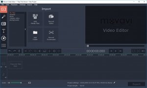 Movavi Video Editor image 3 Thumbnail