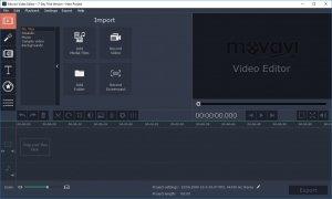 Movavi Video Editor imagen 3 Thumbnail
