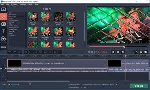 Movavi Video Editor imagen 7 Thumbnail