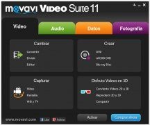 Movavi Video Suite bild 1 Thumbnail